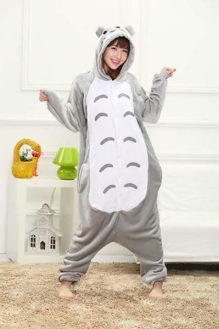 Totoro Costumes Pajama Onesies - ghibli.store