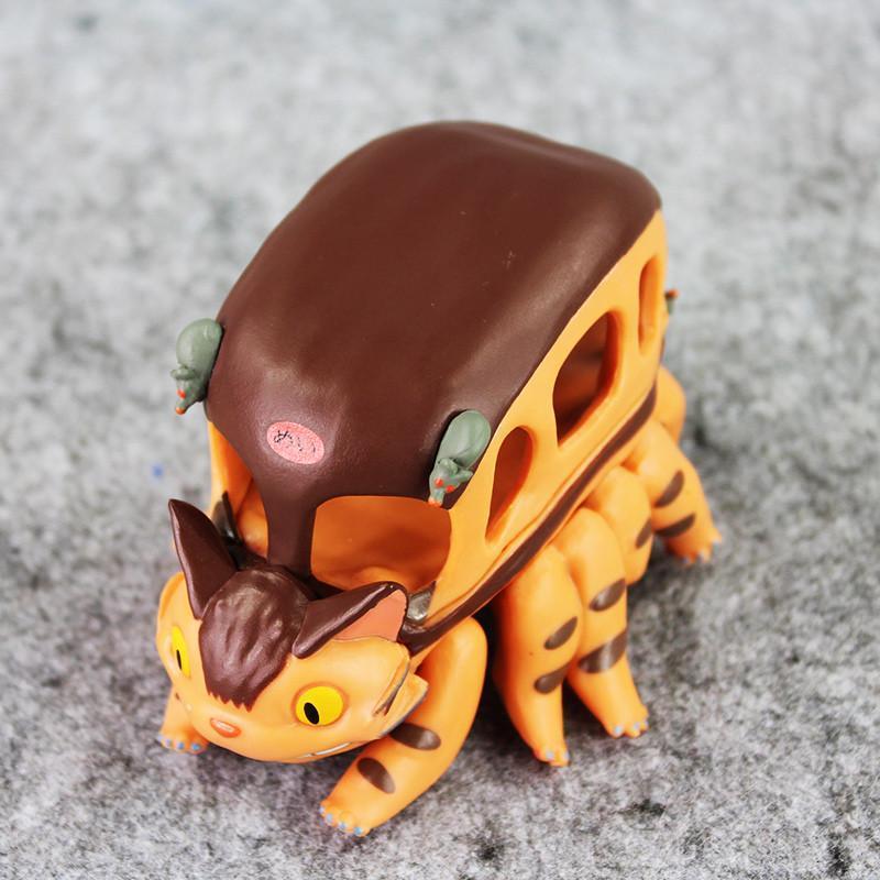 My Neighbor Totoro Cat Bus Balance Figures - ghibli.store