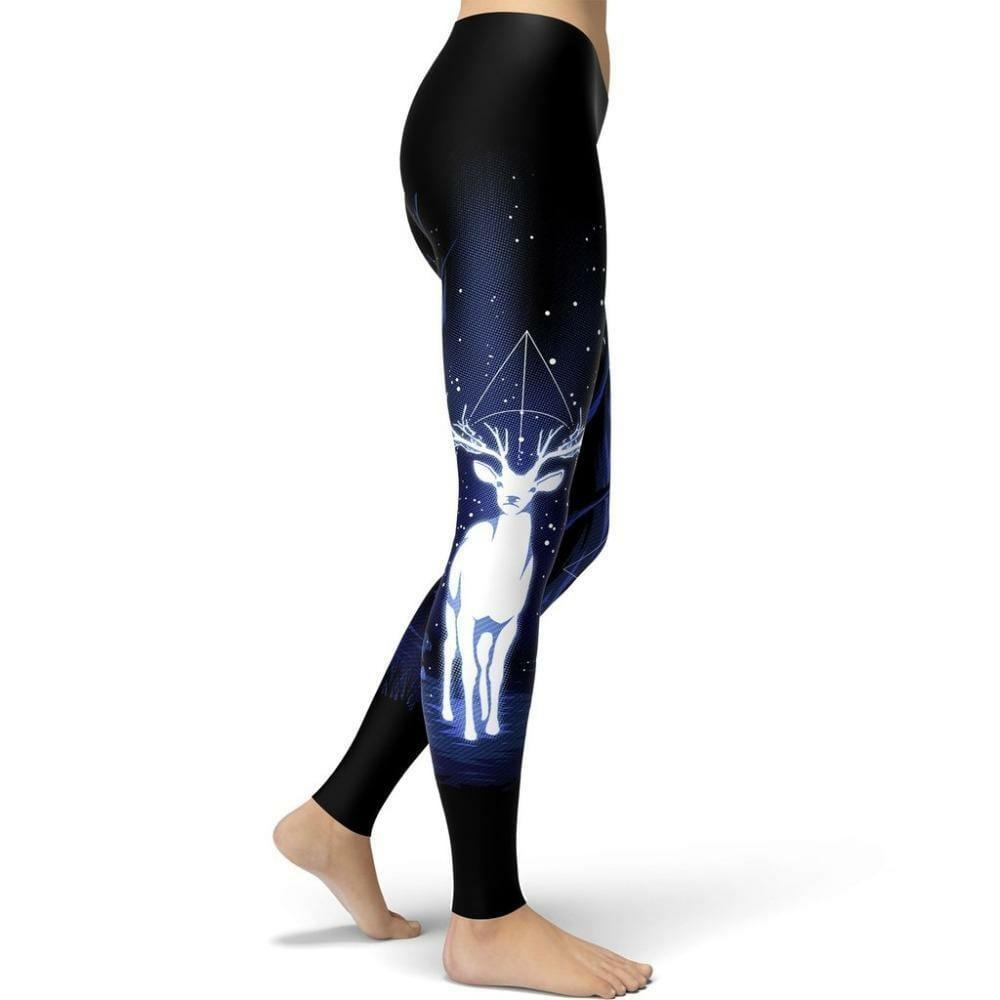 Princess Mononoke Leggings Style 6 - ghibli.store