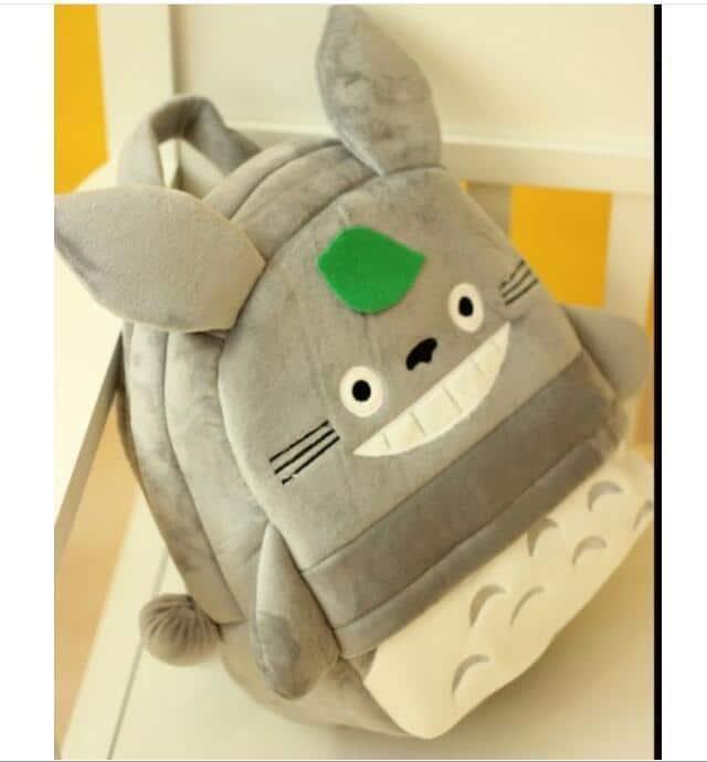 My Neighbor Totoro Children Plush Backpack - ghibli.store