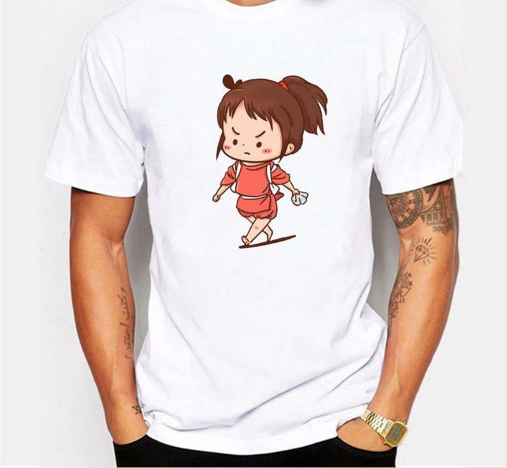 Spirited Away Chihiro T Shirt - ghibli.store