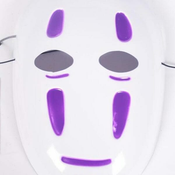 Spirited Away No Face Kaonashi Cosplay Mask - ghibli.store