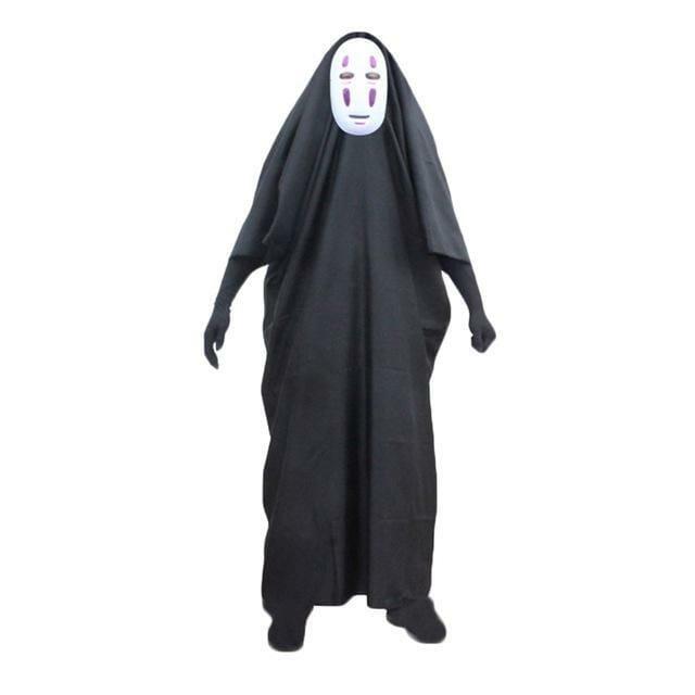 Spirited Away No Face Kaonashi Costumes Cosplay - ghibli.store