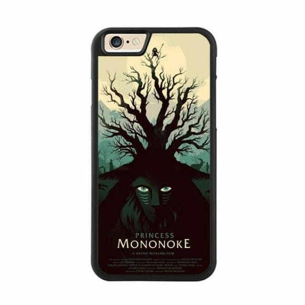 Princess Mononoke Phone Case for Iphone 5 Styles - ghibli.store