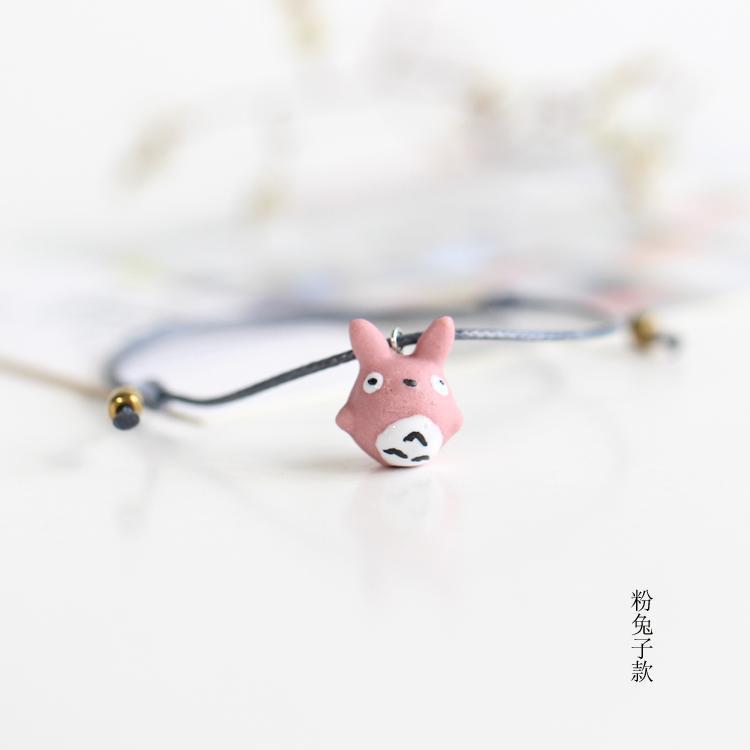Cute Ceramic Ghibli Bracelets - ghibli.store