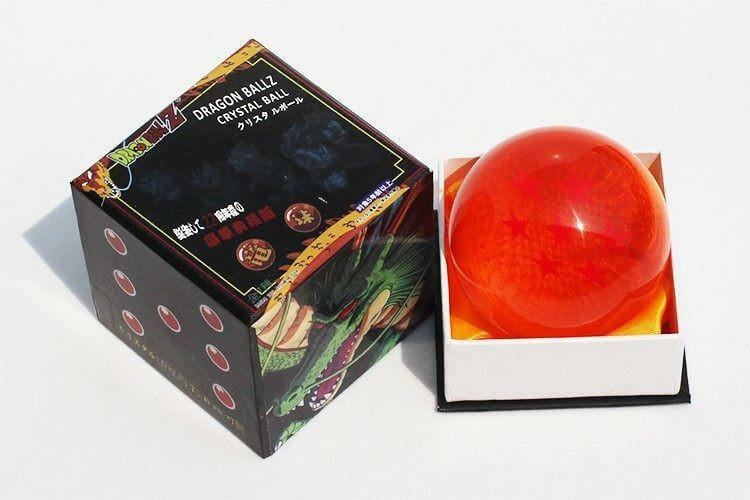 Dragon ball Z Crystal Ball Big Size 3 Inch(7.5CM) - ghibli.store