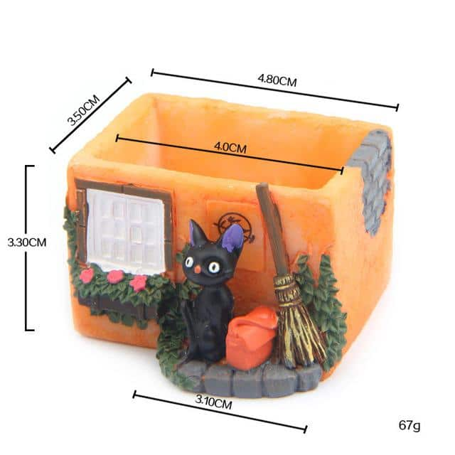 Ghibli Studio Garden Decoration 11 Styles - ghibli.store