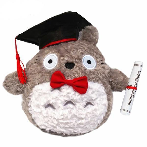 My Neighbor Totoro Graduation Plush Toy 20cm - ghibli.store