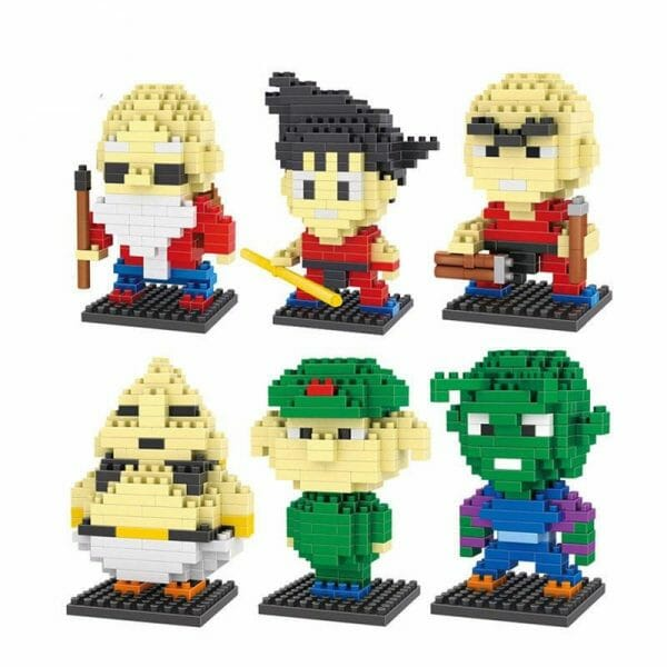 Dragon Ball Z Lego Figure 10 Styles - ghibli.store