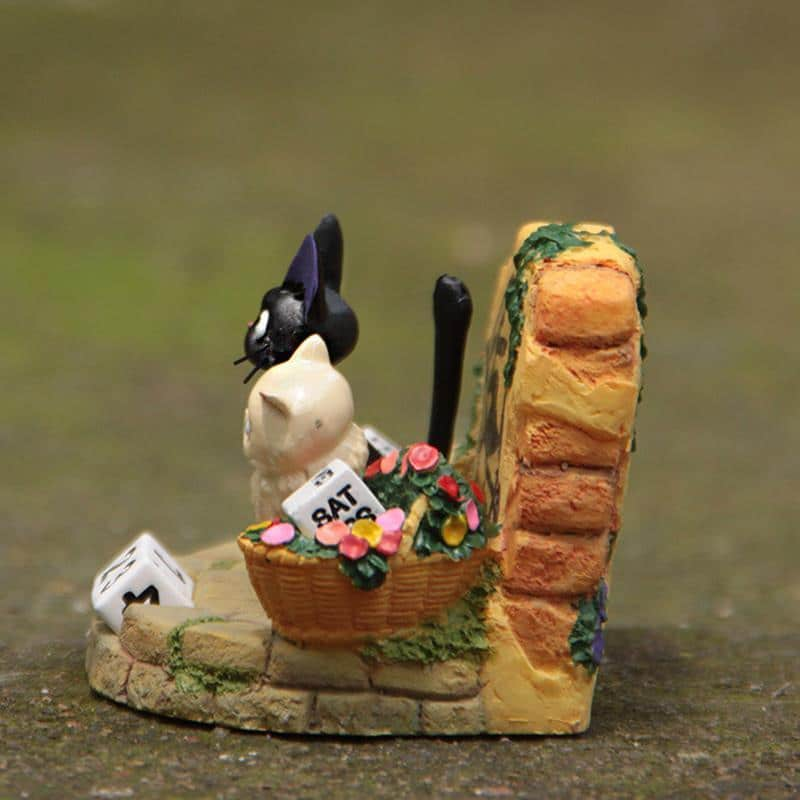 Kiki's Delivery Service Jiji and Riri Perpetual Calendar - ghibli.store