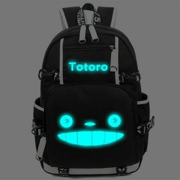 My Neighbor Totoro Luminous Backpack 2 Styles - ghibli.store