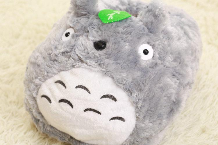 My Neighbor Totoro Winter Feet Cover Plush Toy - ghibli.store