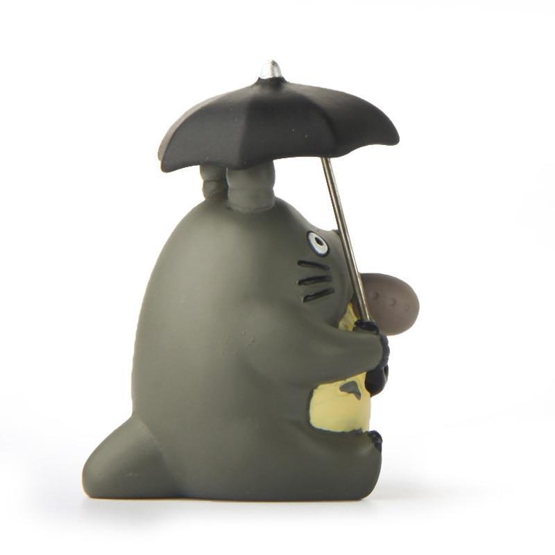 My Neighbor Totoro Playing Flute Mini Figure - ghibli.store