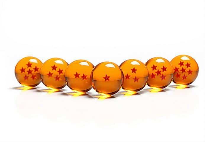 Dragon Ball Z Stars Crystal Ball - ghibli.store