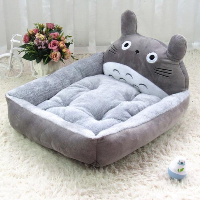 My Neighbor Totoro Warm Pet Bed - ghibli.store
