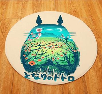 My Neighbor Totoro Anti-slip Floor Mats