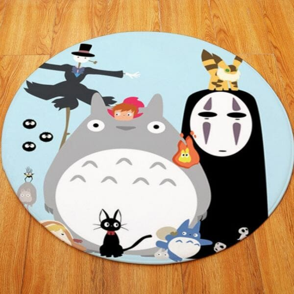 My Neighbor Totoro Anti-slip Floor Mats