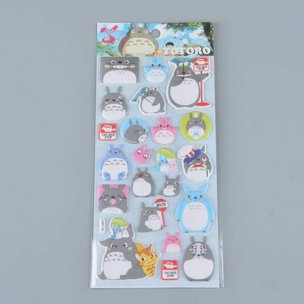 My Neighbor Totoro Cute Totoro Phone Stickers