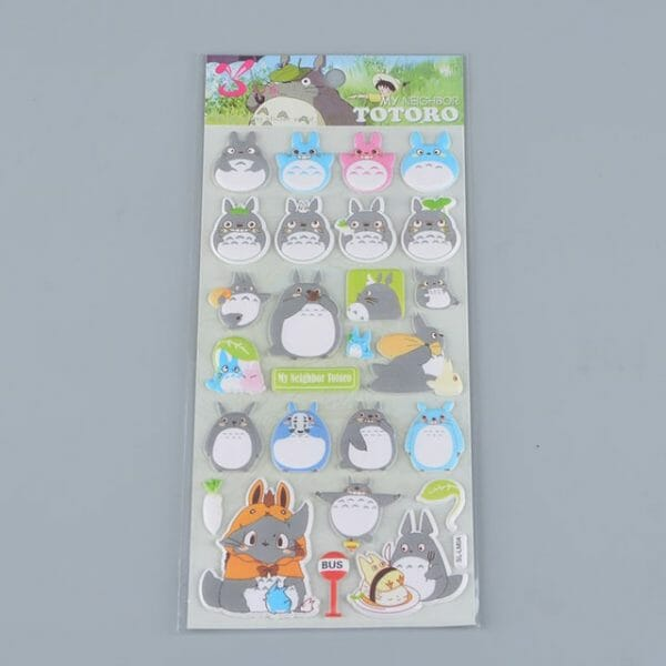 My Neighbor Totoro Cute Totoro Phone Stickers