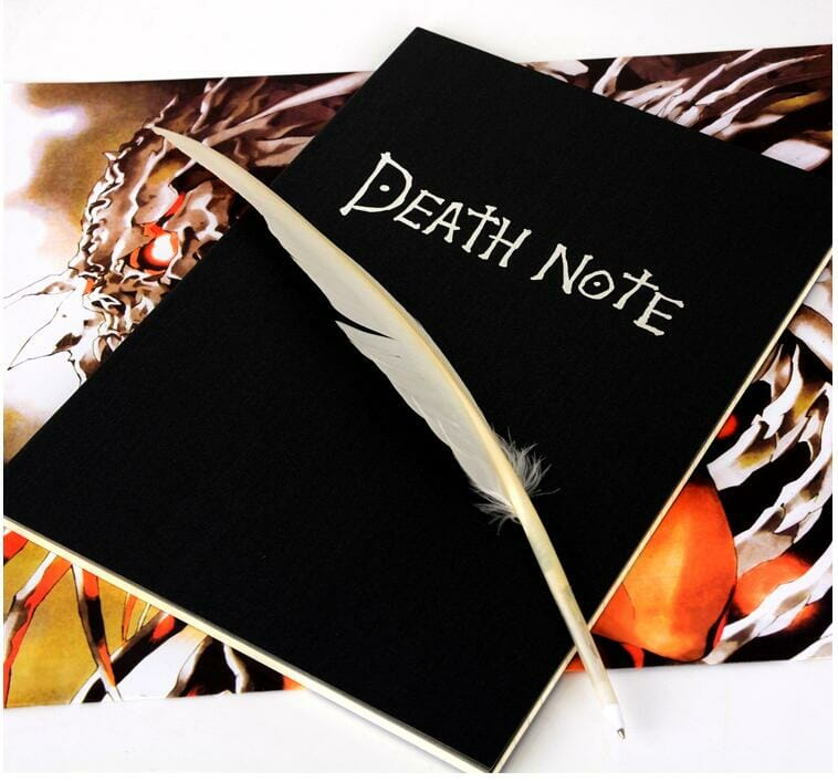 Death Note Notebook 21*15cm