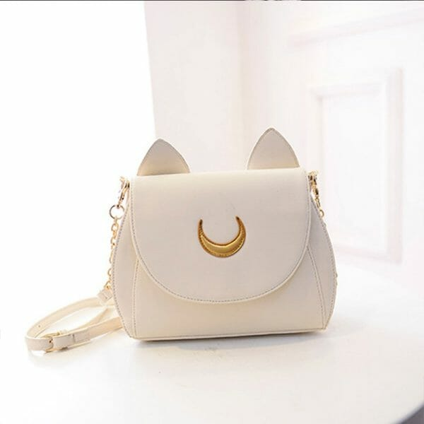 Sailor Moon Cat Shoulder Bags 2 Colors