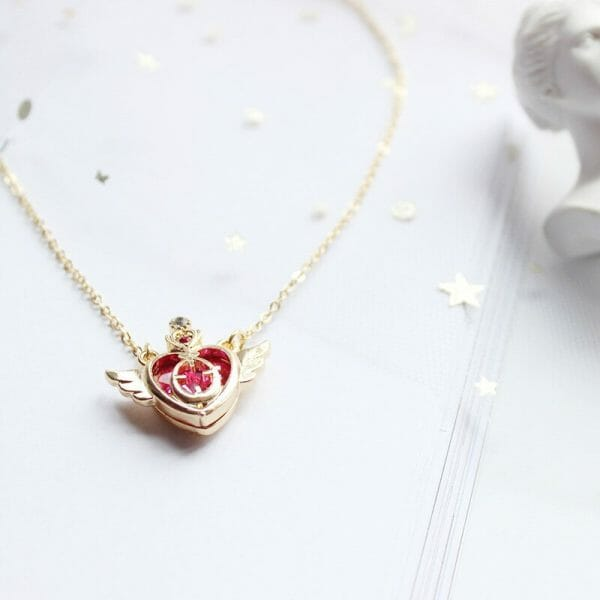Sailor Moon Tsukino Usagi Cosplay Necklace
