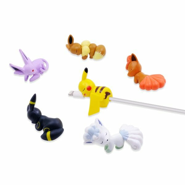Pokemon Cute Cable Protector