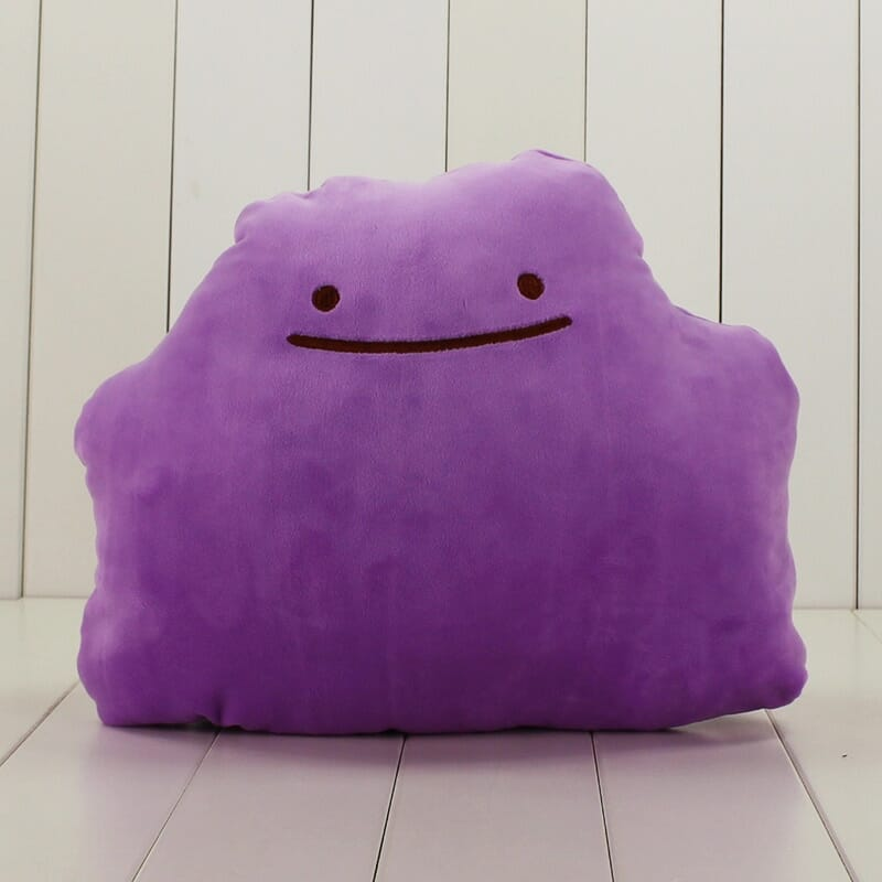 Pokemon Ditto Transferable Plushie