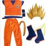 Complete Goku Set 3