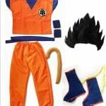Complete Goku Set 2