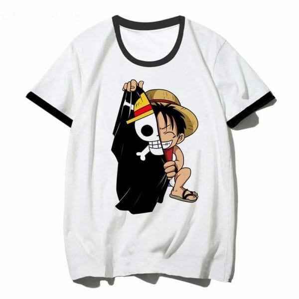 One Piece Short Sleeve T-shirt 22 Styles
