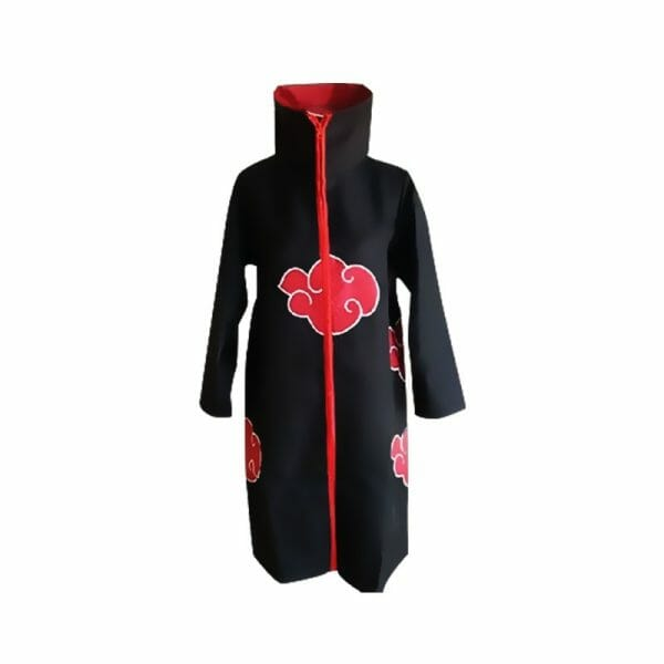 Naruto Cosplay Costume Uniform Cloak 6 Styles