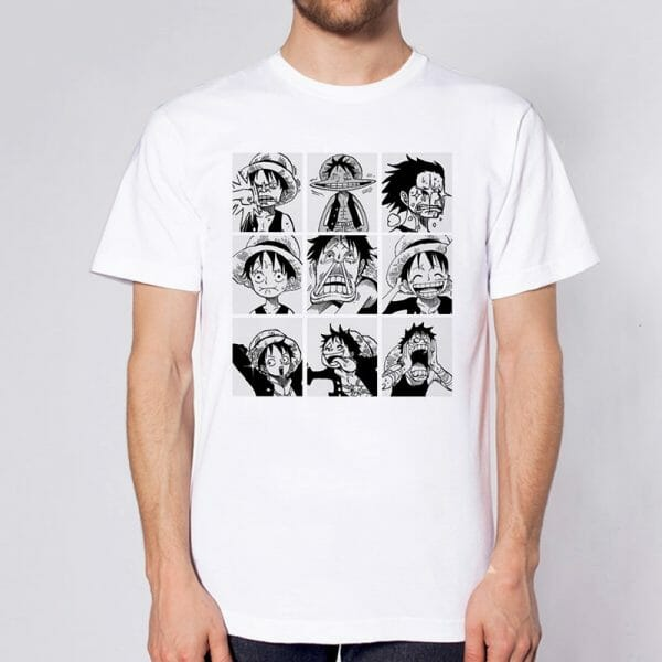 One Piece T Shirt 19 Styles