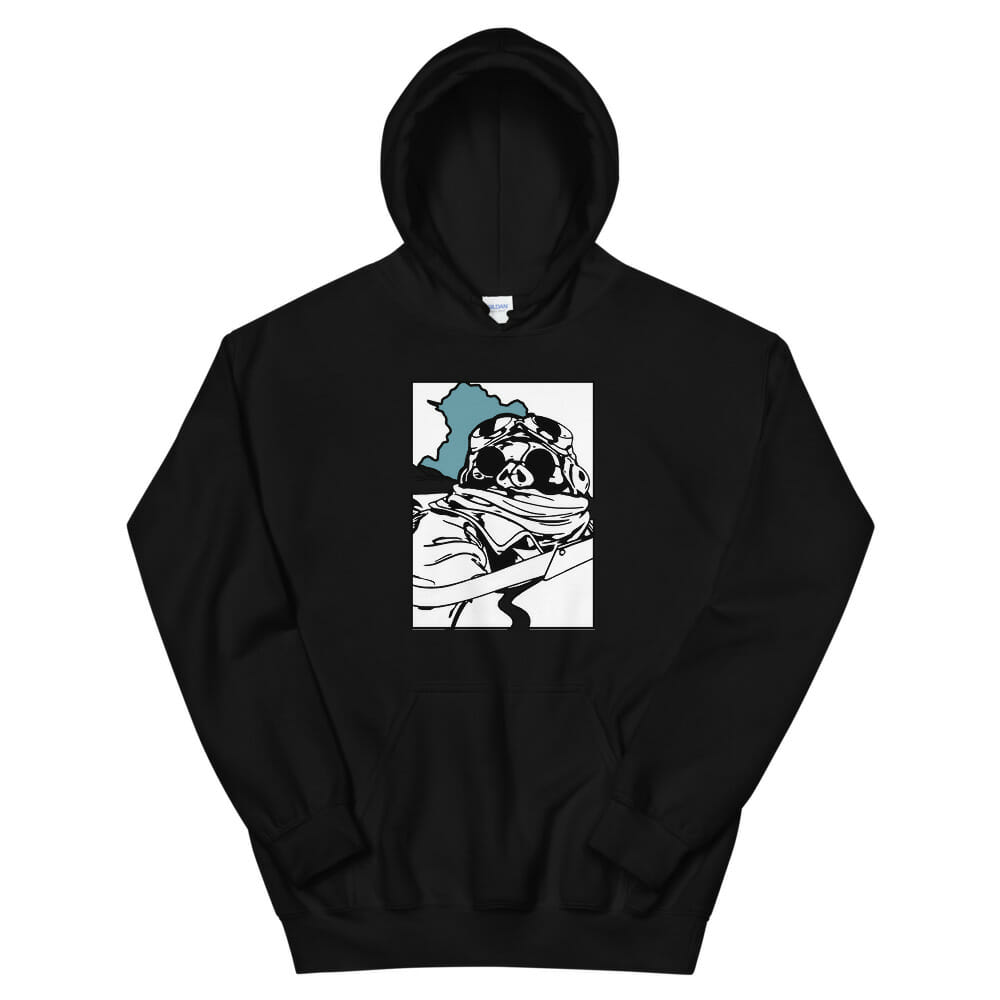 Porco Rosso Poster Hoodie Unisex