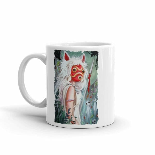 Princess Mononoke – Forest Guardian Mug