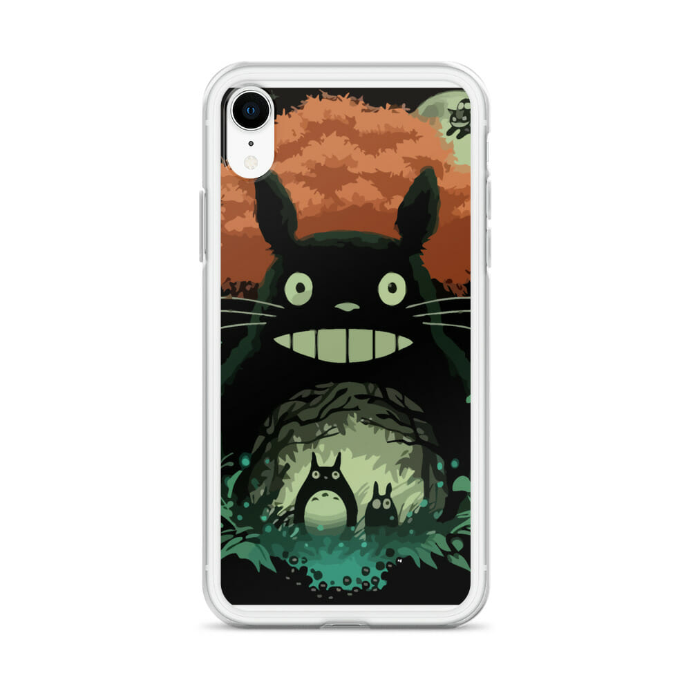 My Neighbor Totoro – The Magic Forest iPhone Case