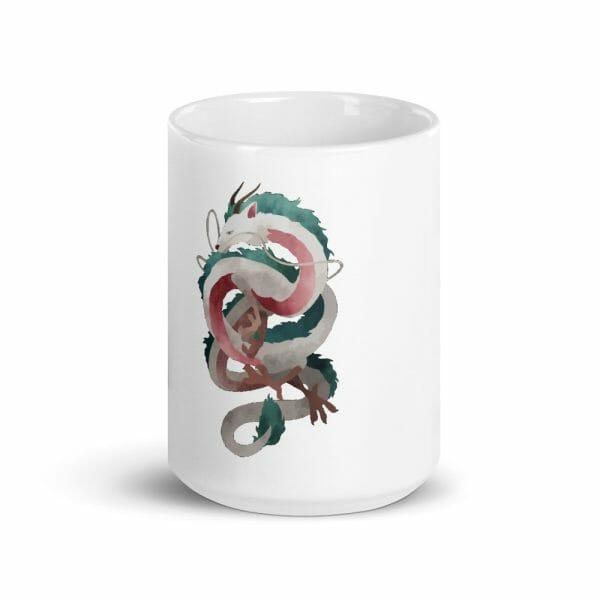 Spirited Away – Haku Dragon iPhone Case