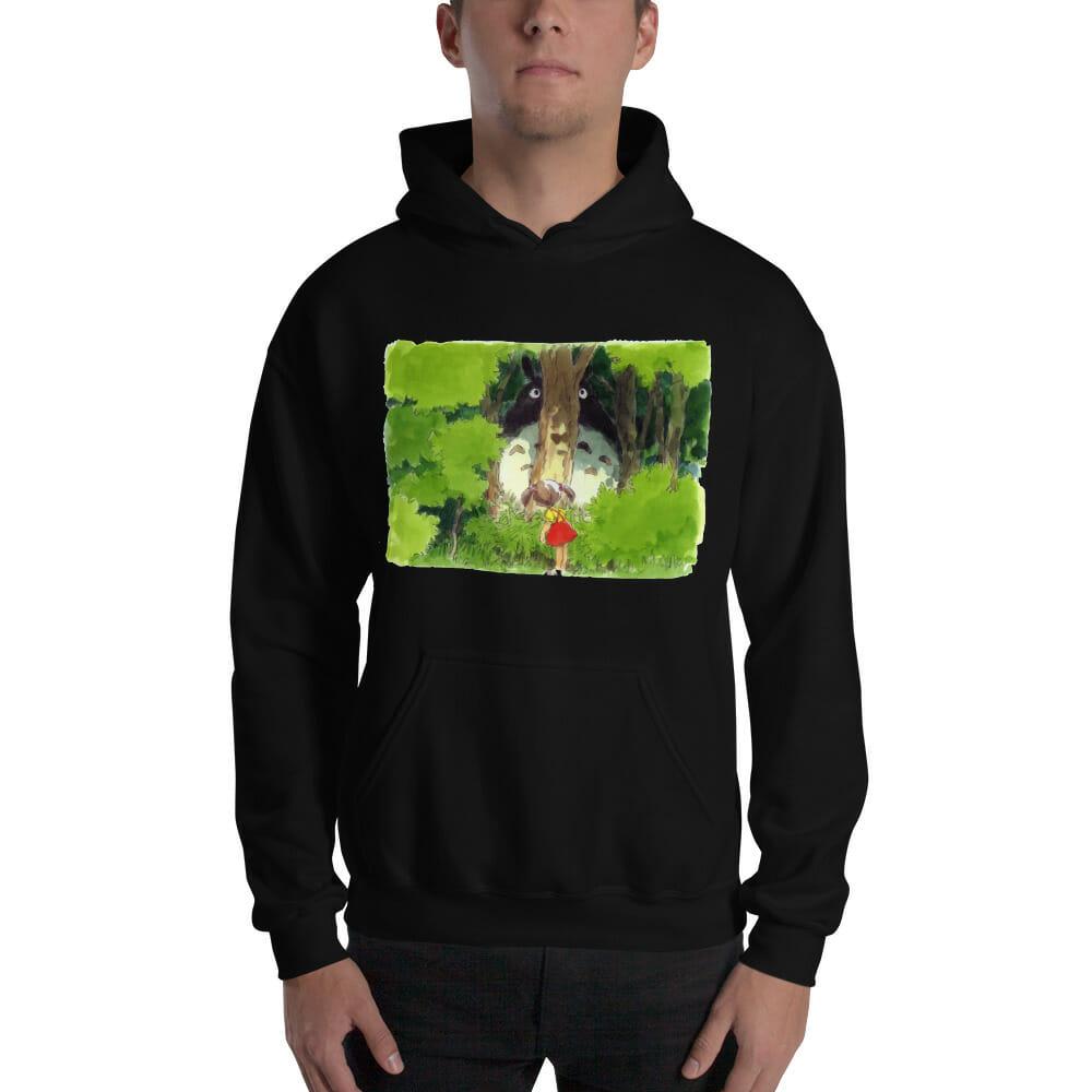 My Neighbor Totoro – Hide & Seek Hoodie Unisex