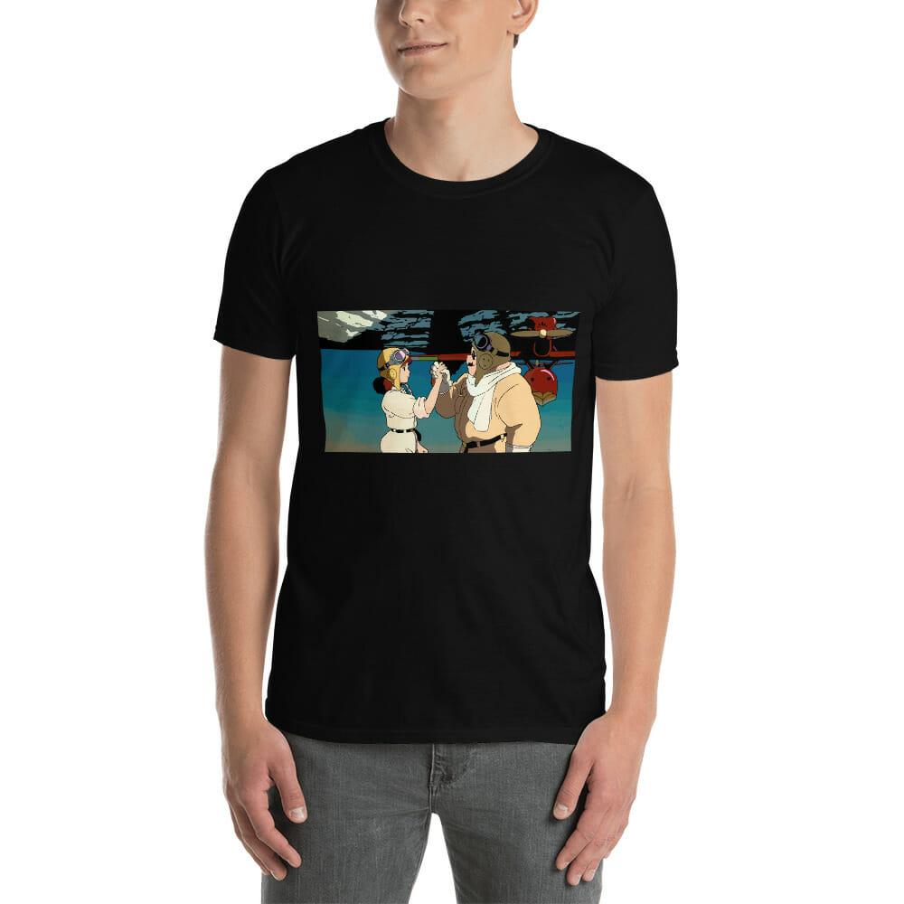Porco Rosso Vintage T Shirt Unisex