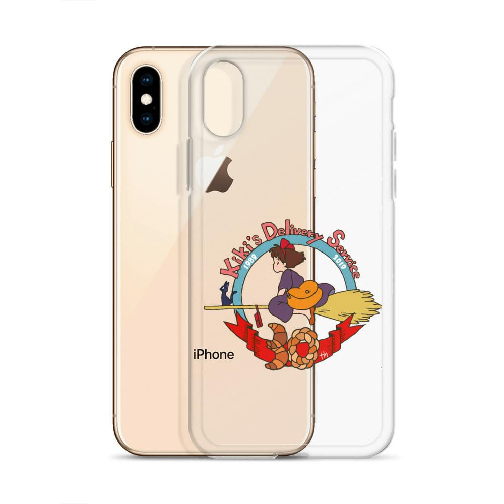 Kiki's Delivery Service 30th Anniversary iPhone Case