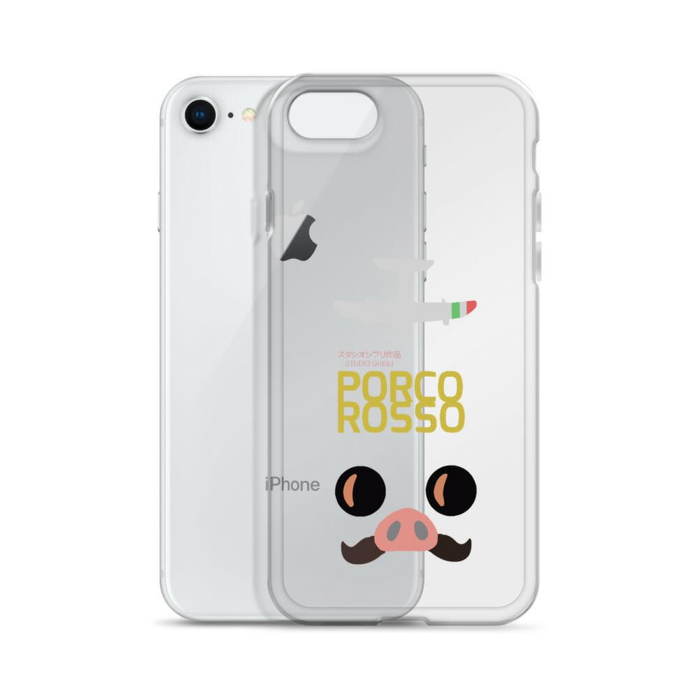 Porco Rosso iPhone Case