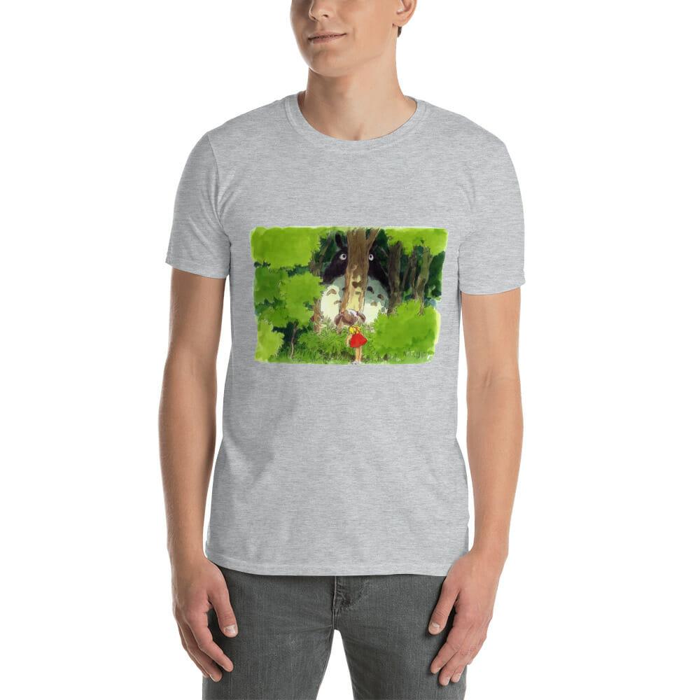My Neighbor Totoro – Hide & Seek T Shirt Unisex