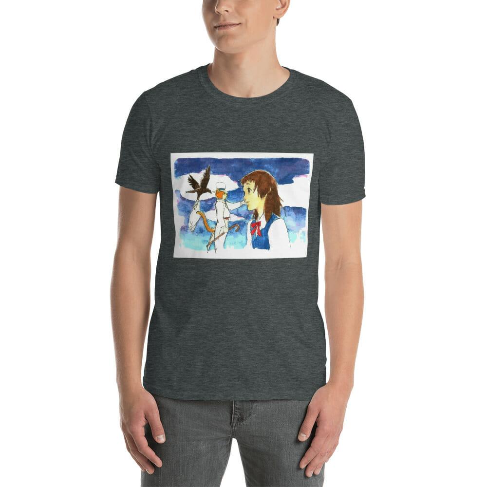 The Cat Returns T Shirt Unisex