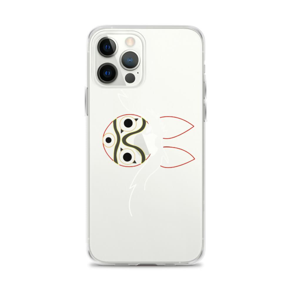 Princess Mononoke Minimalist iPhone Case