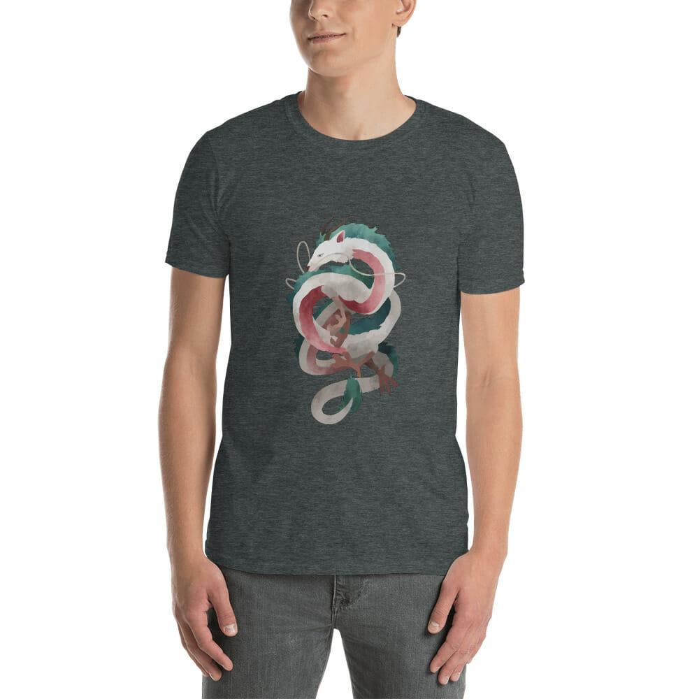 Spirited Away – Haku Dragon T Shirt Unisex