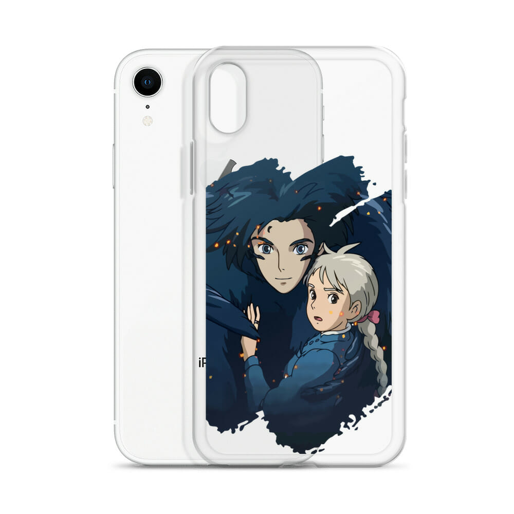 Howl and Sophia iPhone Case