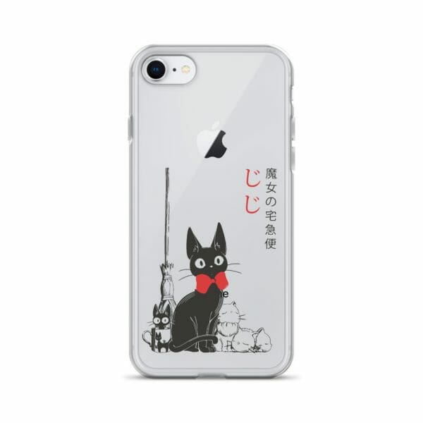 Kiki's Delivery Service – Jiji Family iPhone Case