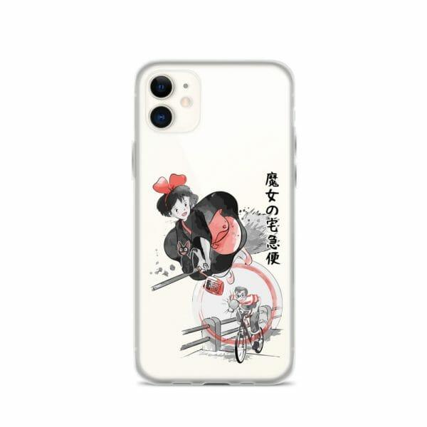Kiki's Delivery Service – Kiki & Tombo iPhone Case