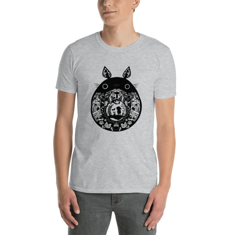 My Neighbor Totoro – Ester Egg Art T Shirt Unisex
