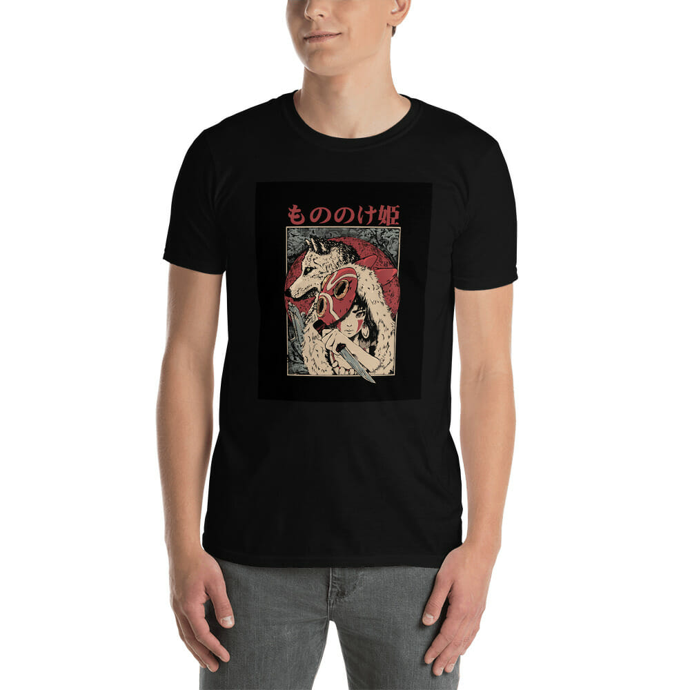 Princess Mononoke Vintage T Shirt